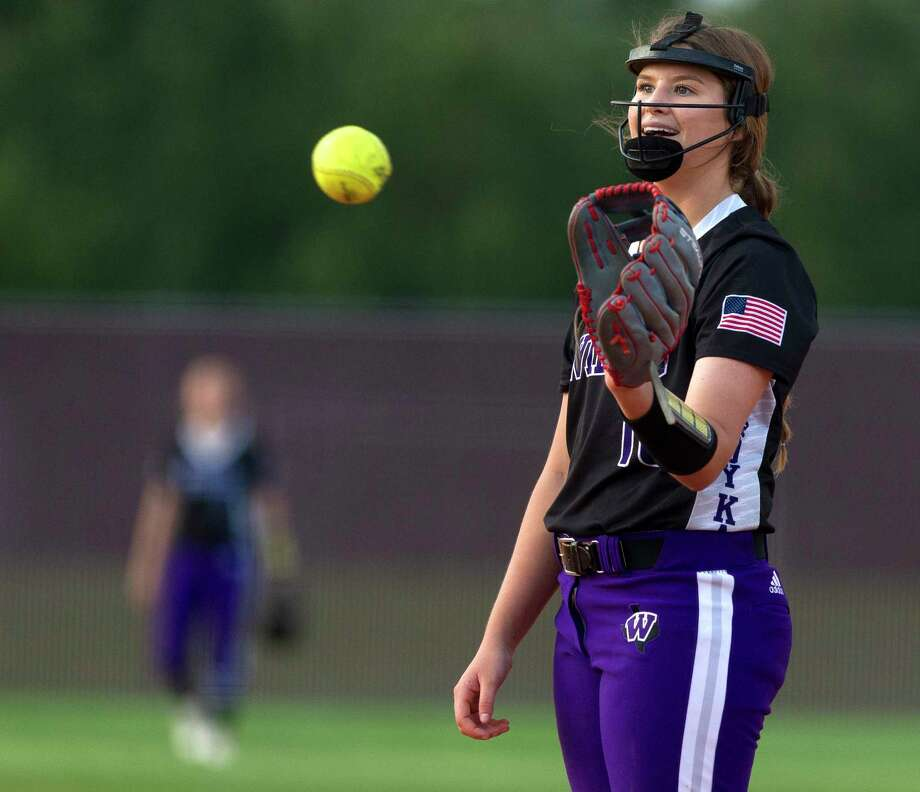 Willis pitcher Casey Dixon was named the Texas Sports Writers Association Class 5A Player of the Year. Photo: Jason Fochtman, Staff Photographer / © 2017 Houston Chronicle