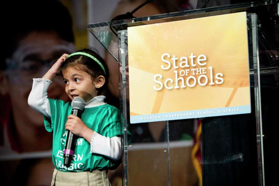 Conversations about public education and local school boards should be at the forefront of political discourse. Photo: Brett Coomer, Staff / © 2016 Houston Chronicle