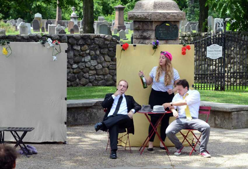 Hudson Shakespeare Company's production of William Shakespeare's comedy