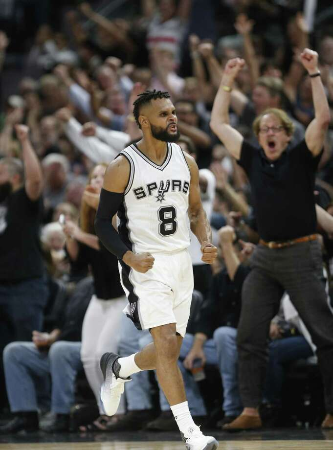 Patty Mills signed a four-year, almost $50 million deal to stay with the Spurs in 2017. The following are a few facts you may not know about him. Photo: Ronald Cortes /Getty Images / 2017 Getty Images
