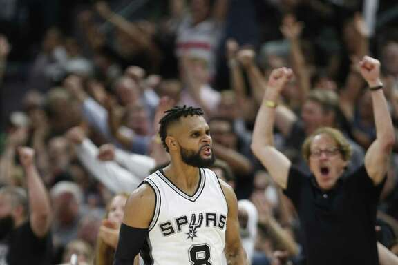 Since Tony Parker's injury will likely keep him out for a significant amount of time, re-signing backup point guard Patty Mills quickly became a top priority.