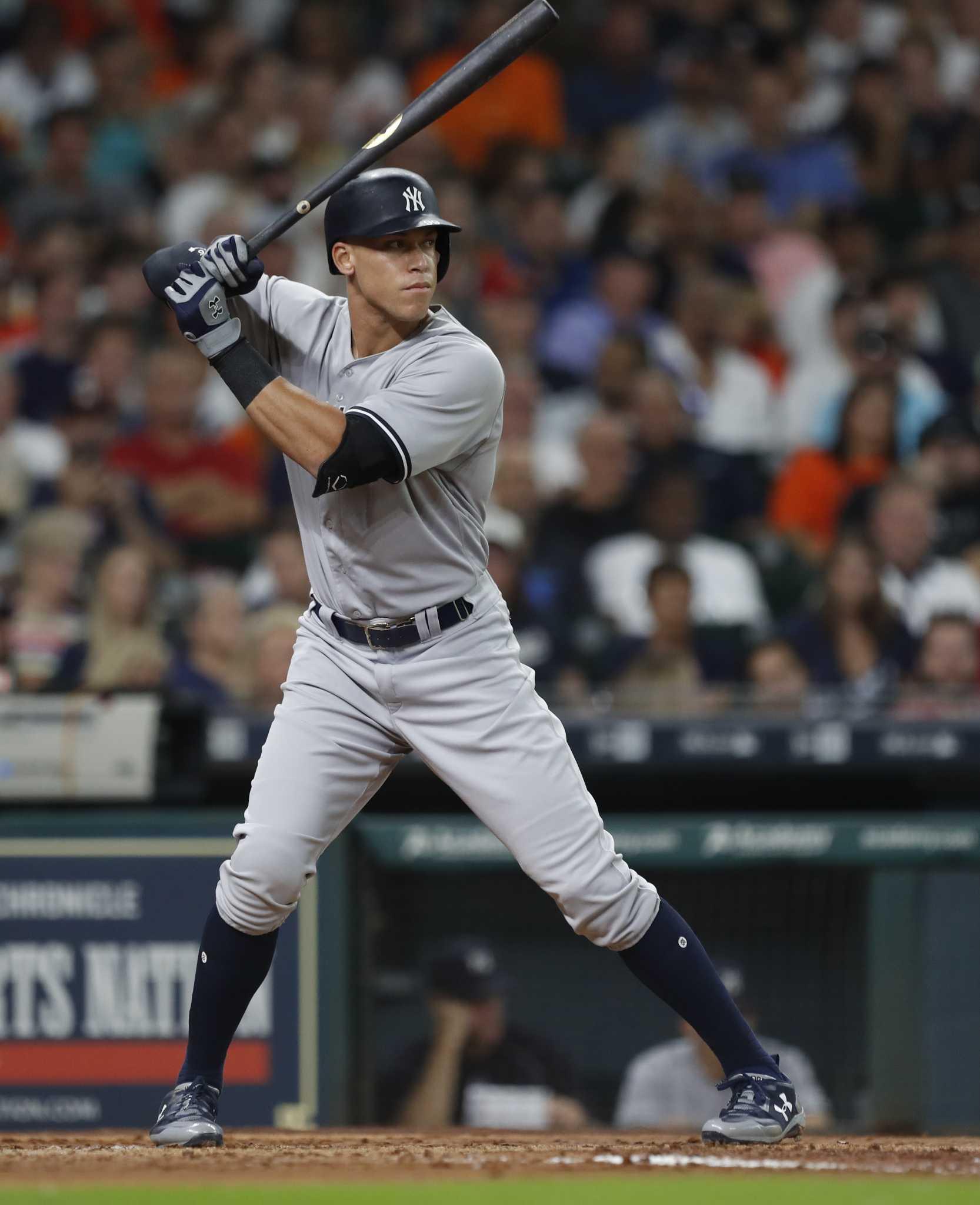 Yankees Rookie Outfielder Aaron Judge Has Superstar's