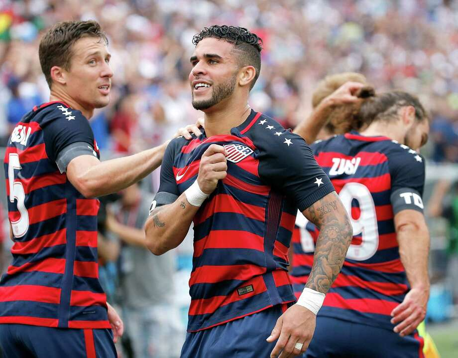 Dom Dwyer, Kellyn Acosta lead US to friendly victory over Ghana