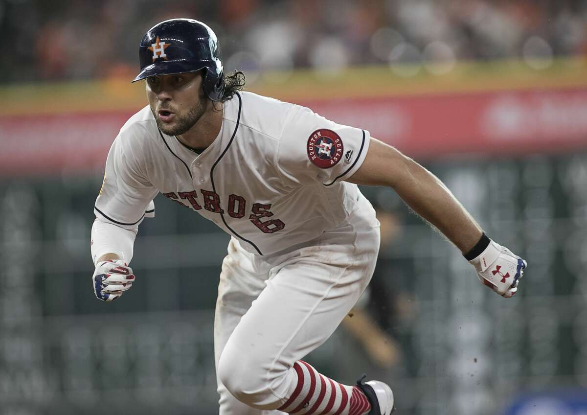 NO. 5 BEST: Jake Marisnick/Francis Martes/Colin Moran, 2014 At the July 31 deadline, the Astros moved Jarred Cosart, Enrique Hernandez and minor leaguer Austin Wates to the Marlins for outfielder Jake Marisnick (pictured), a pair of prospects in infielder Colin Moran and righthander Francis Martes and a 2015 compensation draft pick. The deal has worked out well. Marisnick has been a big-league staple since then, serving as a valuable defensive replacement and fourth outfielder while reaching a career high in homers this year. Martes became the organization's top pitching prospect and made his major-league debut this year while Moran has had stints in Houston. The compensation pick in 2015 was used on outfielder Daz Cameron, who's at low-A Quad Cities. Meanwhile, none of the players sent to Miami are still with the Marlins organization.