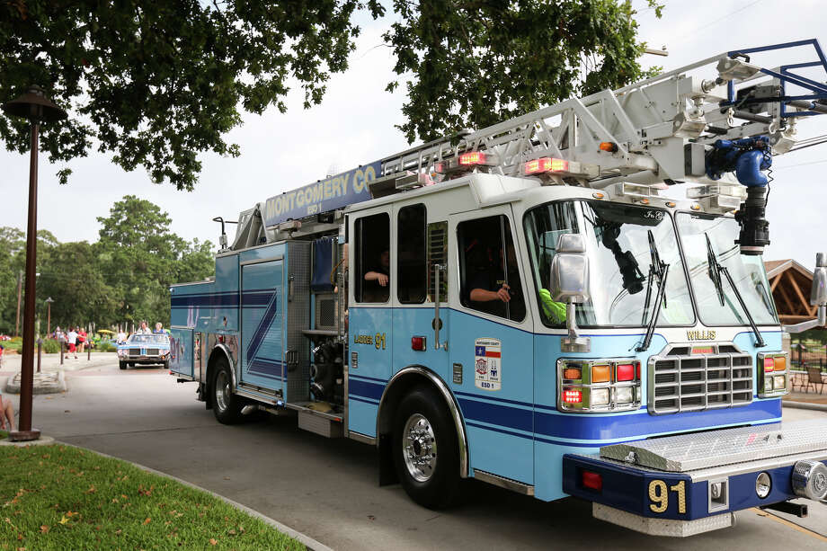 north montgomery county cut and shoot fire department merger