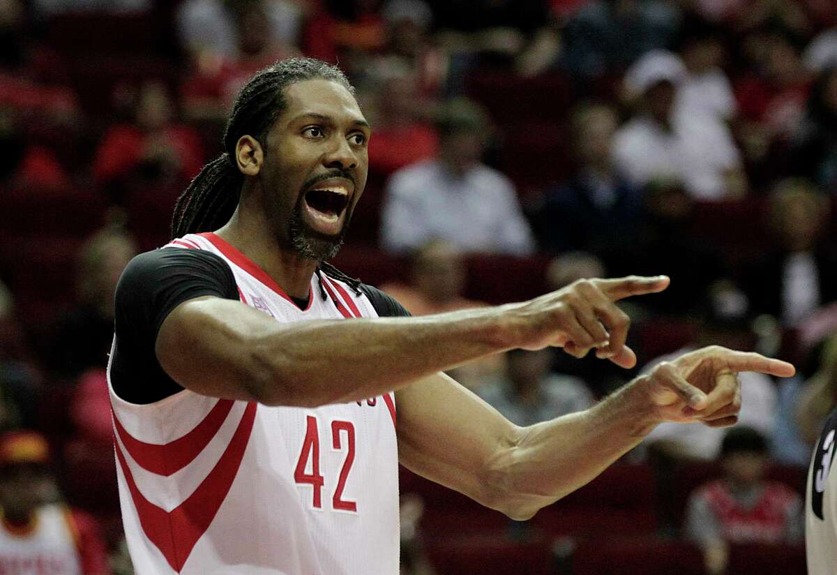 The Rockets had to revise the contract offer to center Nene from $15 million over four years to $10.3 million over three years because the final year of the initial offer was not permitted.