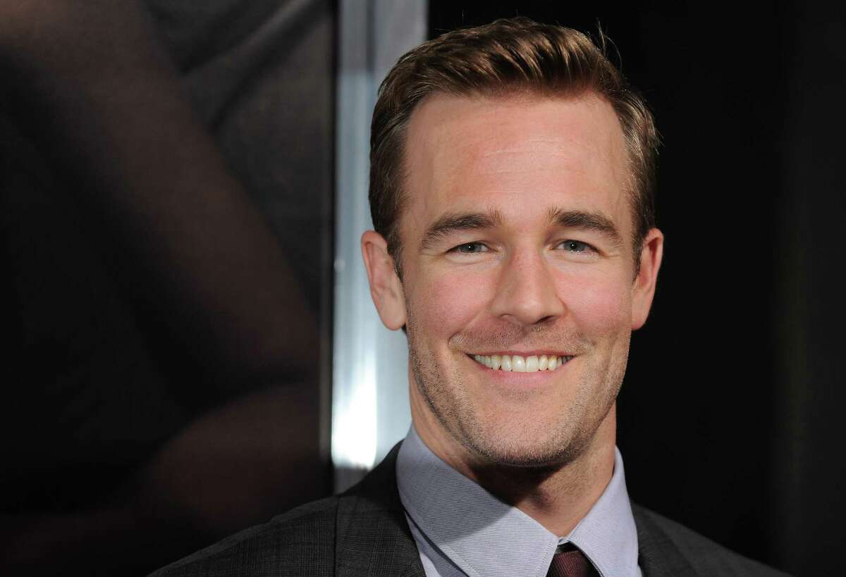 """James Van Der Beek attends the premiere of """"The Words"""" at ArcLight Cinemas on Tuesday, Sept. 4, 2012, in Los Angeles. (Photo by Jordan Strauss/Invision/AP)"""