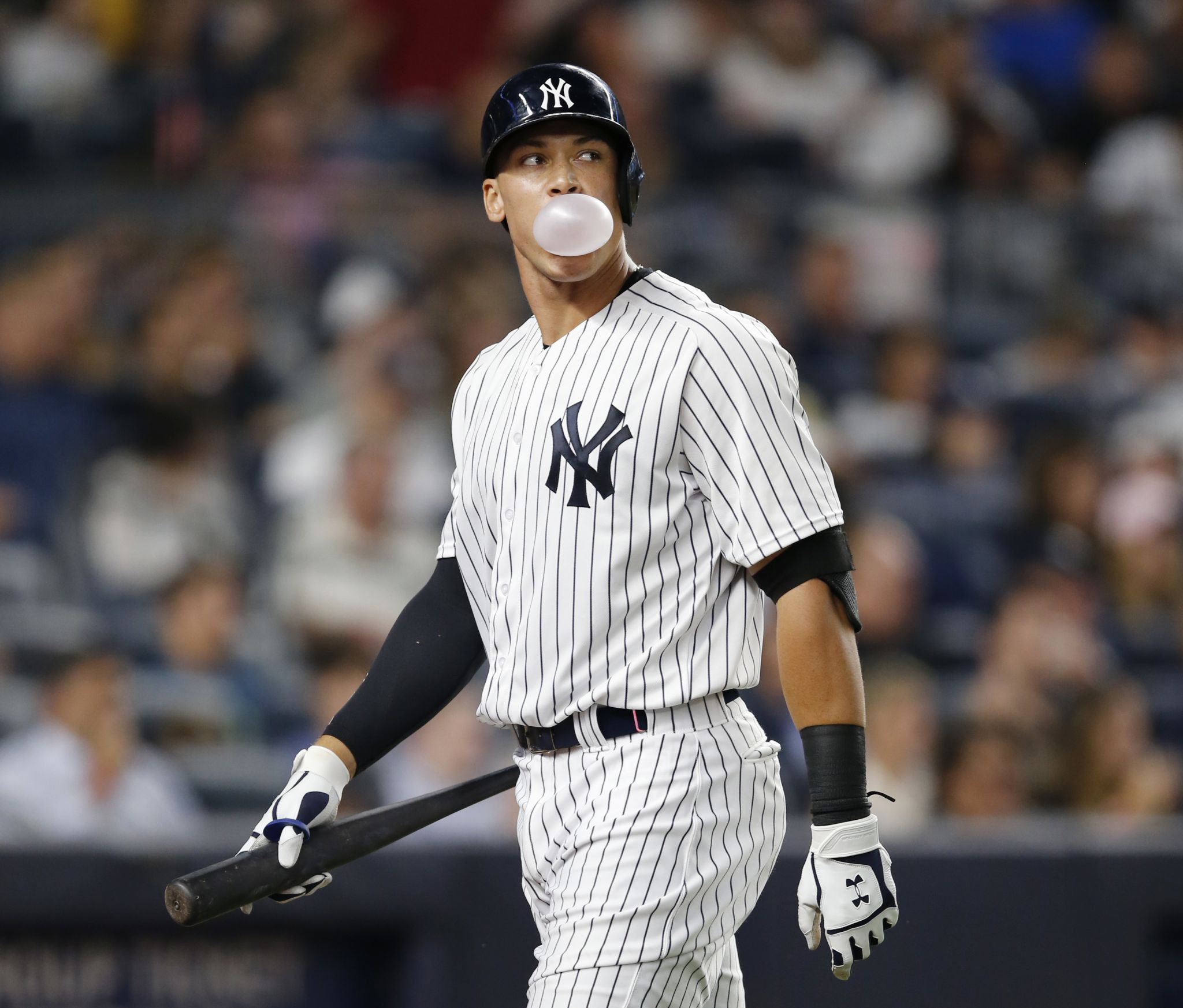 new concept b7ef8 7168c Yankees' slugger Aaron Judge to compete in home run derby ...