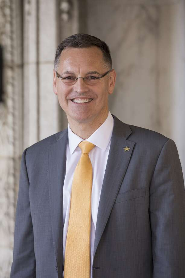 Richard Ludwick began as president of the University of St. Thomas this week.