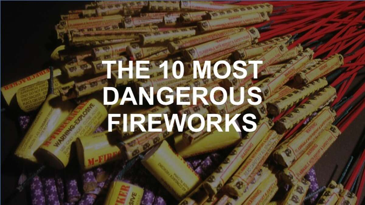 Do you enjoy pyrotechnics? These fireworks are the most likely to injure you. (Source: The National Fire Protection Association)