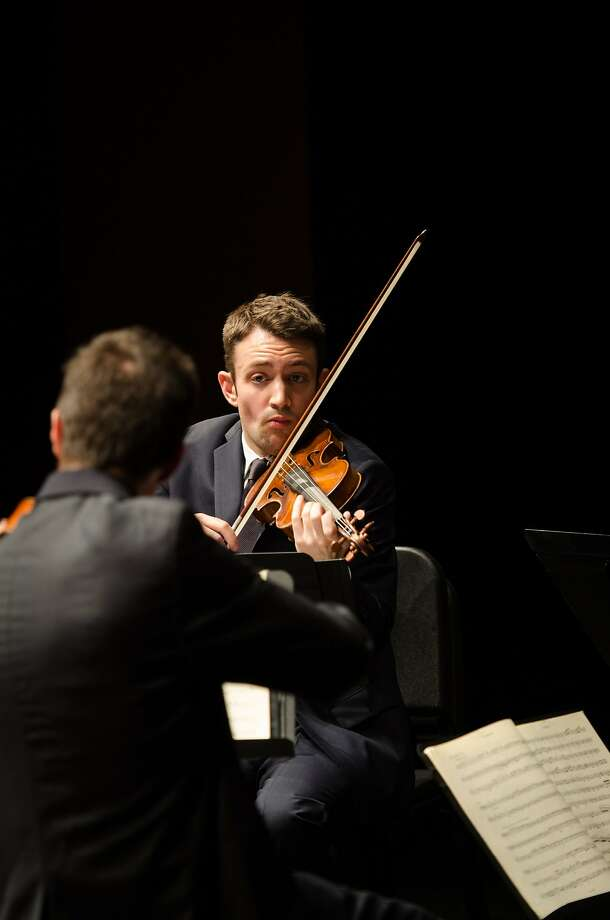 Adam Barnett-Hart performs on Saturday, July 15, and next weekend. Photo: Courtesy Music@Menlo