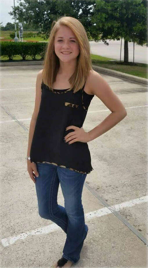 The La Porte Police Department ask for the public's help in locating 16-year-old Bree Manulak (pictured) and 19-year-old River Evans, who are believed to be in the Austin area. Photo: La Porte Police Department