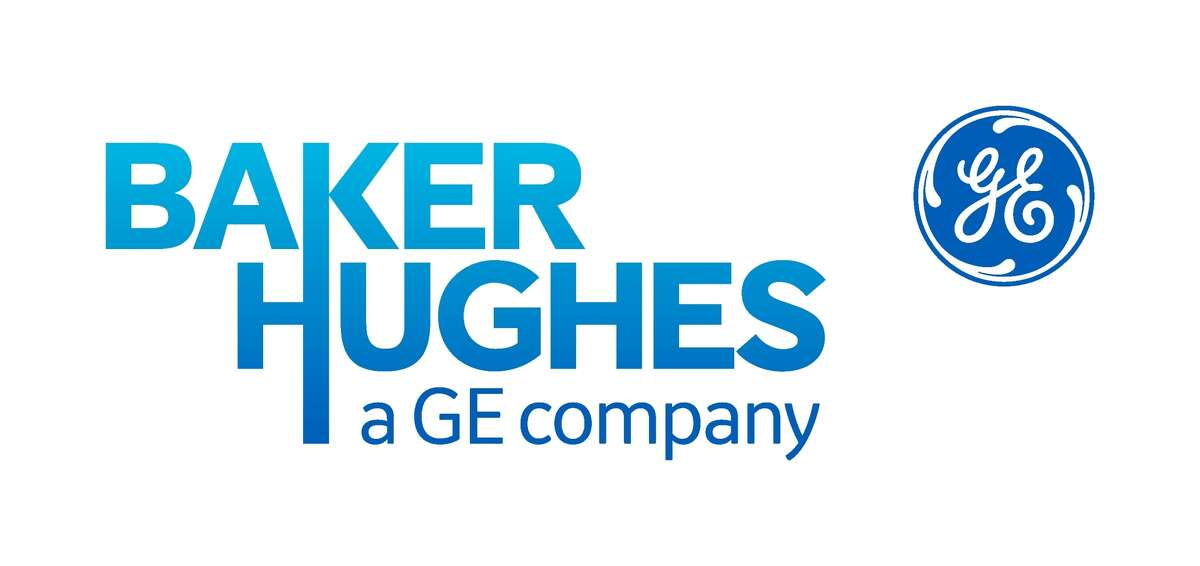 The new 'Baker Hughes, a GE company' logo, released Monday
