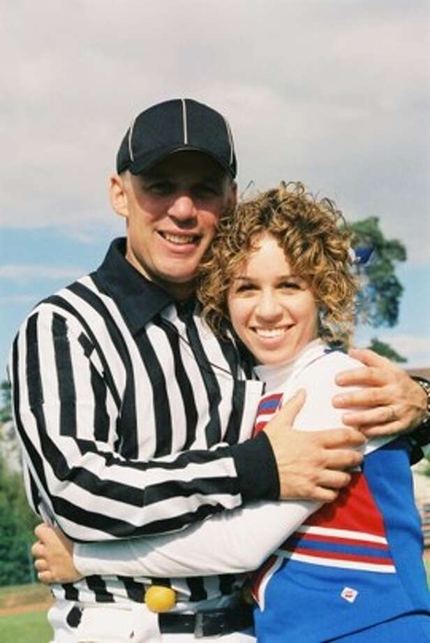 I really enjoyed being a high school football referee while I was in the Air Force. I would have loved to be a college or NFL official, but you rarely get more than one calling in life. Photo: Courtesy Of Steve Spano