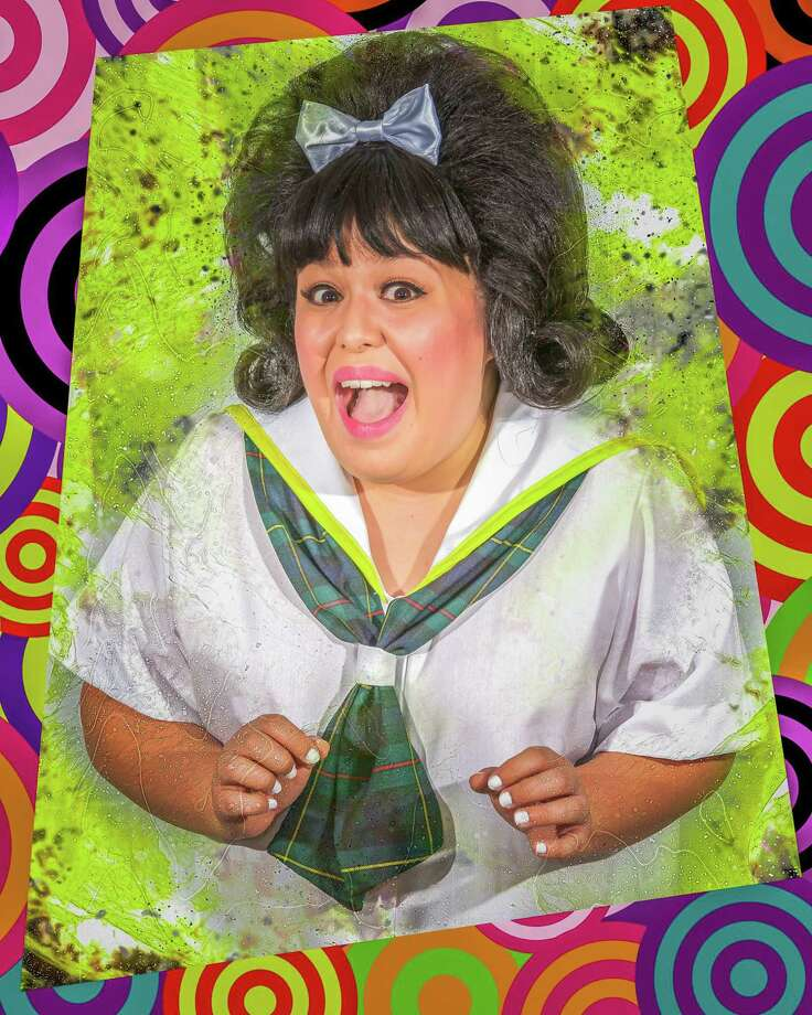 "Kass Ortiz stars in ""Hairspray"" as Tracy Turnblad, a teen whose moves and call for integration cause a sensation when she starts appearing on a televised dance show in '60s era Baltimore. The Playhouse San Antonio staging of the popular musical is directed by Omar Leos. The musical is based on John Waters' 1988 movie. American Sign Language interpreters will sign the Aug. 5 performance for the hearing impaired.Opens Friday. 8 p.m. Fridays-Saturdays and 3 p.m. Sundays through Aug. 6, The Playhouse San Antonio, San Pedro at Ashby. $10-$40. 210-733-7258, theplayhousesa.org.-- Deborah Martin  Photo: Courtesy Daniel Baumer"