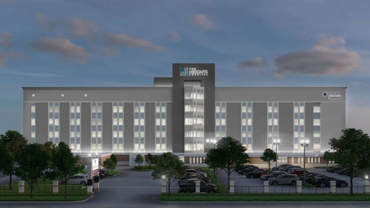 AMD Global, LLC, has acquired The Heights Hospital and plans major renovations with anticipated completion in mid-September.