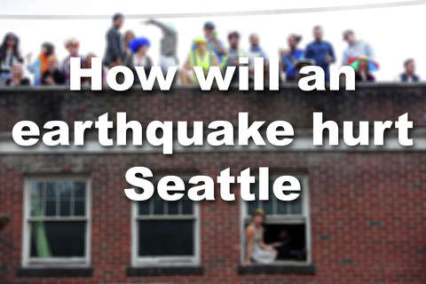 How a shallow fault running directly below Seattle went undiscovered