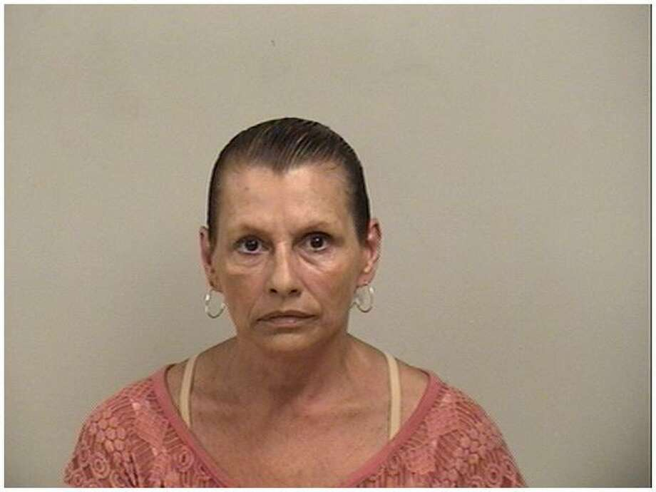 Susan Daniels, 54, of Bridgeport, was charged with evading responsibility in Westport, Conn. on June 30, 2017. Photo: Westport Police / Contributed Photo / Westport News