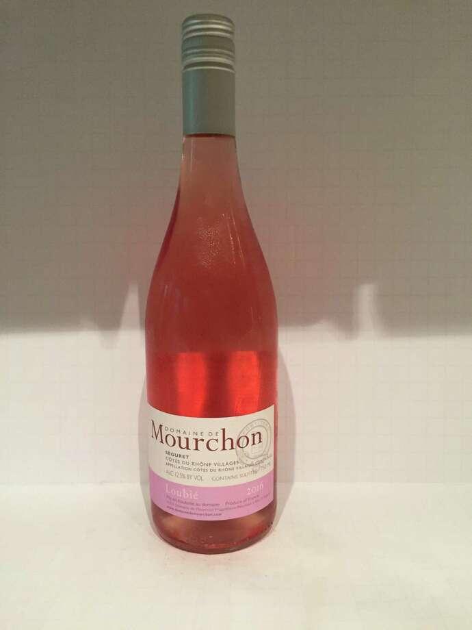 2016 Domaine de Mourchon Loubié Rosé Photo: Dale Robertson