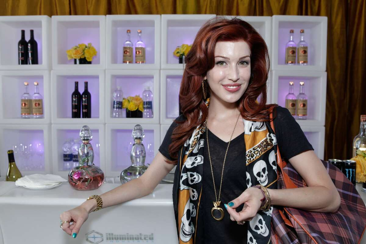 BEVERLY HILLS, CA - JUNE 02: Actress Stevie Ryan attends GBK Gift Lounge In Honor of The MTV Movie Award Nominees And Presenters - Day 2 at L'Ermitage Beverly Hills Hotel on June 2, 2012 in Beverly Hills, California. (Photo by Tiffany Rose/WireImage)