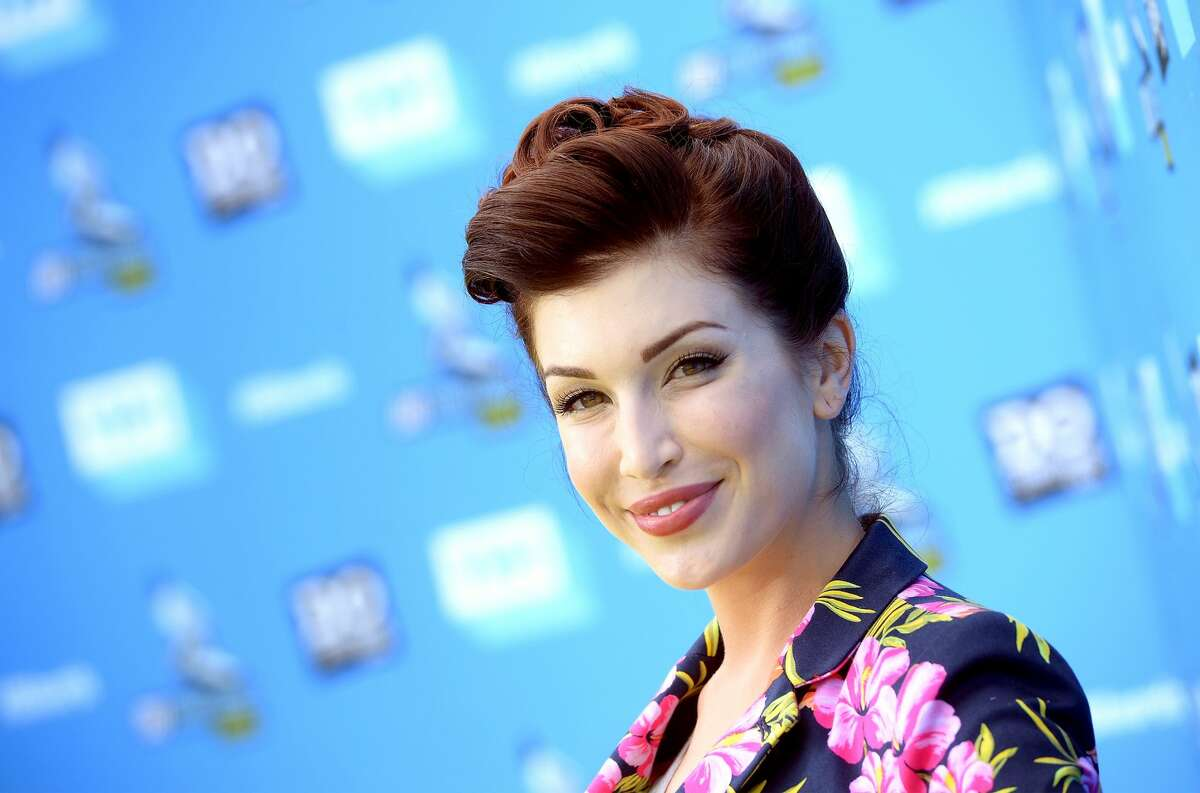 HOLLYWOOD, CA - JULY 31: Actress Stevie Ryan arrives at the DoSomething.org and VH1's 2013 Do Something Awards at Avalon on July 31, 2013 in Hollywood, California. (Photo by Michael Buckner/Getty Images for VH1)