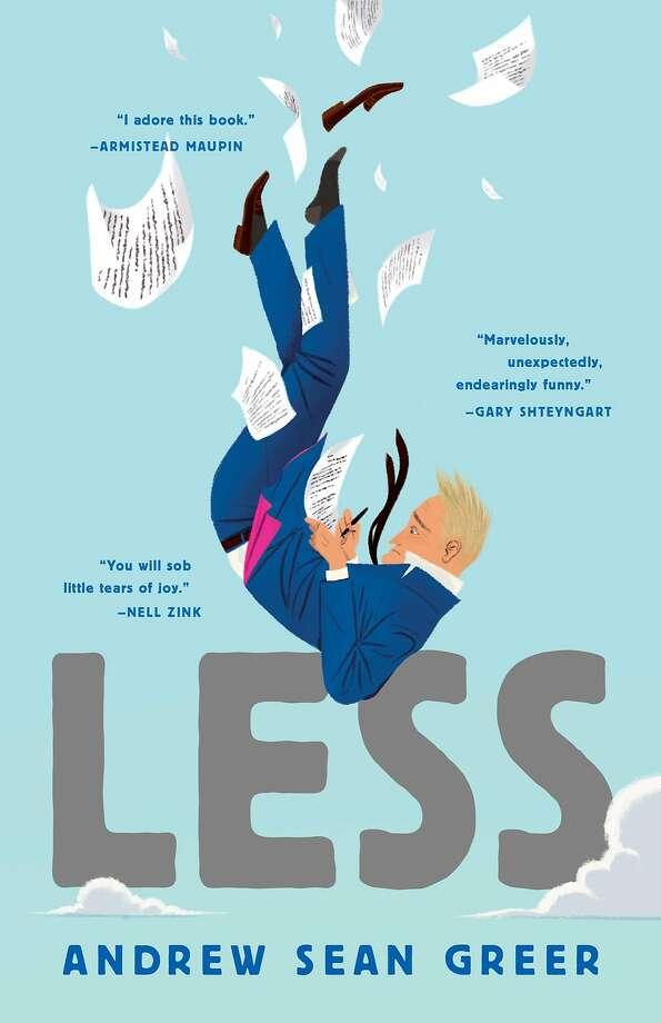 """""""Less"""" Photo: Lee Boudreaux Books"""