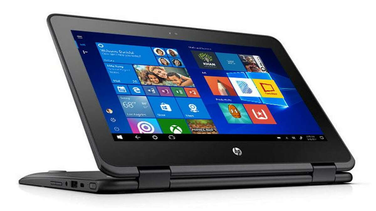 Similar to the new Microsoft Window 10S that students at the new Harding High School will get
