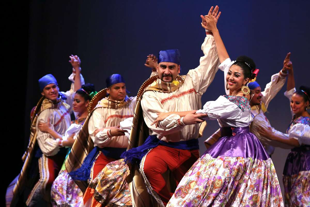 Ensambles Ballet Folklorico de San Francisco brings traditional Mexican dance to Stern Grove Festival on July 23, performing alongside Los �ngeles Azules. Credit: Marcie Gonzalez
