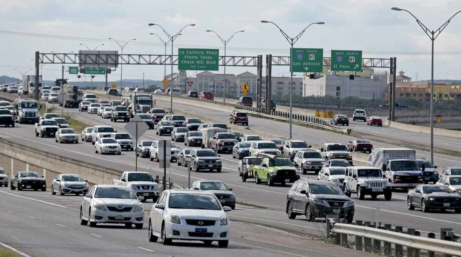 San Antonio2016 speeding citations: 79,095Money made: $10,258,890.58Area with most citations: Interstate Highway 10 Photo: Edward A. Ornelas /San Antonio Express-News / © 2016 San Antonio Express-News