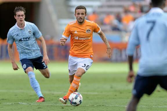 Midfielder Charlie Ward played every minute of every game for Rio Grande Valley FC in 2016 and 12 more games in 2017. On June 30, he signed an MLS contract with the Dynamo.