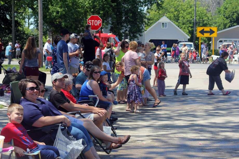 The 2017 Annual Port Austin Fourth of July Parade. Photo: Bradley Massman / Huron Daily Tribune