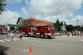 The 2017 Cass City Fourth of July parade.