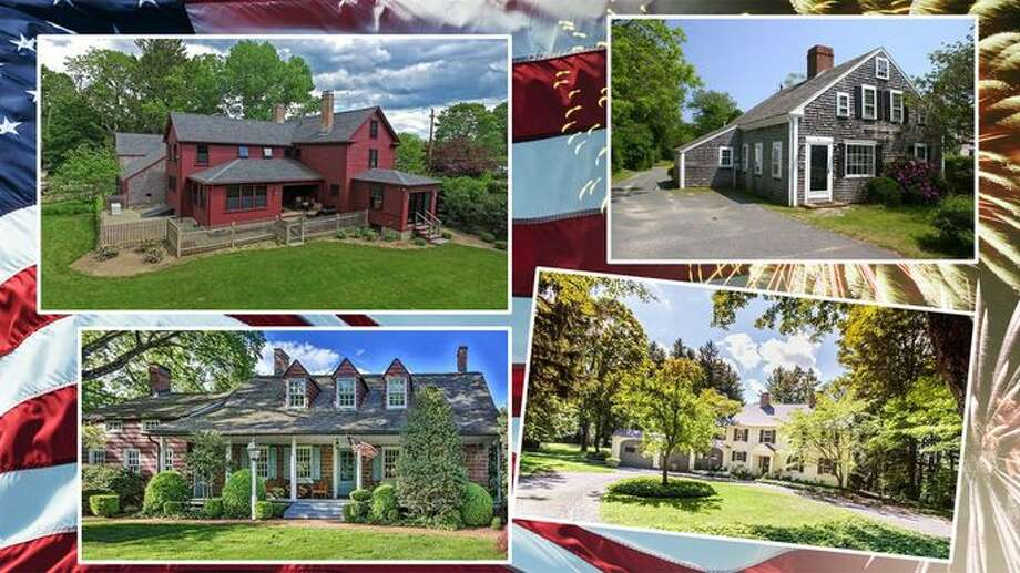 The Homes Featured In This Article Were Built 1770s Photo Realtor