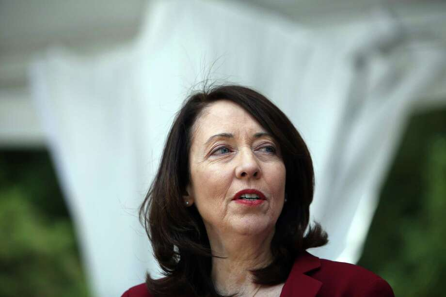 "Sen. Maria Cantwell, D-Wash:  ""Three million Washingtonians could be at risk.""  Photo: GENNA MARTIN,  SEATTLEPI.COM / SEATTLEPI.COM"