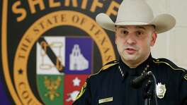 """Bexar County Sheriff Javier Salazar has appointed an unofficial historian to collect the department's stories, records, documents and other artifacts in the hope of someday establishing a museum where, he said, """"people can see and hear what the department is all about."""""""