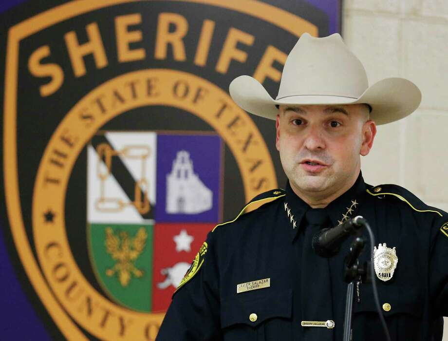 "Bexar County Sheriff Javier Salazar has appointed an unofficial historian to collect the department's stories, records, documents and other artifacts in the hope of someday establishing a museum where, he said, ""people can see and hear what the department is all about."" Photo: Kin Man Hui /San Antonio Express-News / ©2017 San Antonio Express-News"