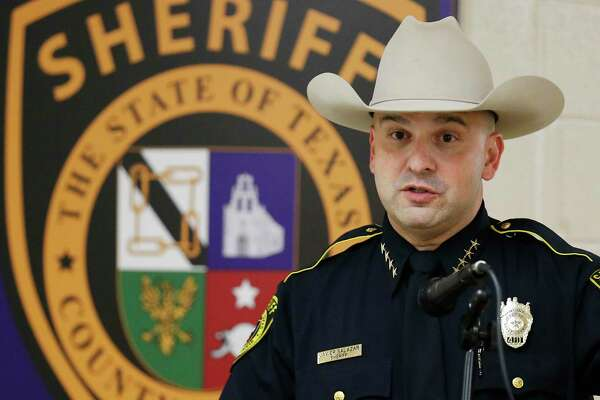ce50007eecf92 1of15Bexar County Sheriff Javier Salazar has appointed an unofficial  historian to collect the department s stories