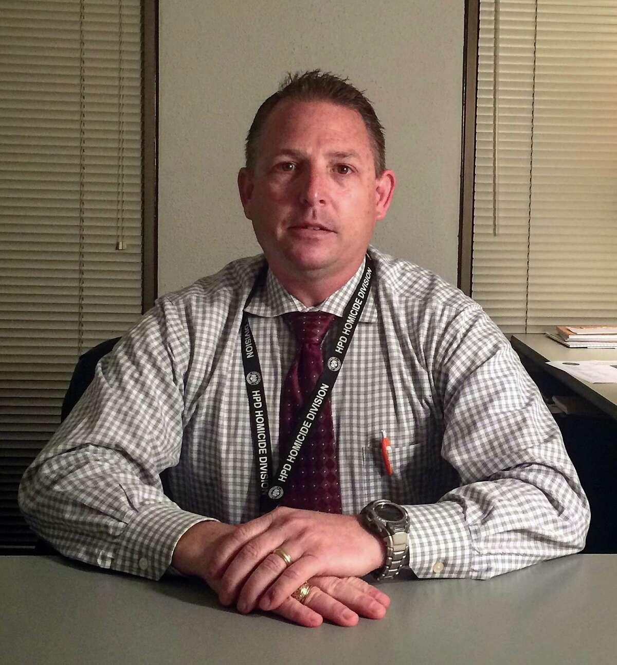 Lt. Warren Meeler oversees