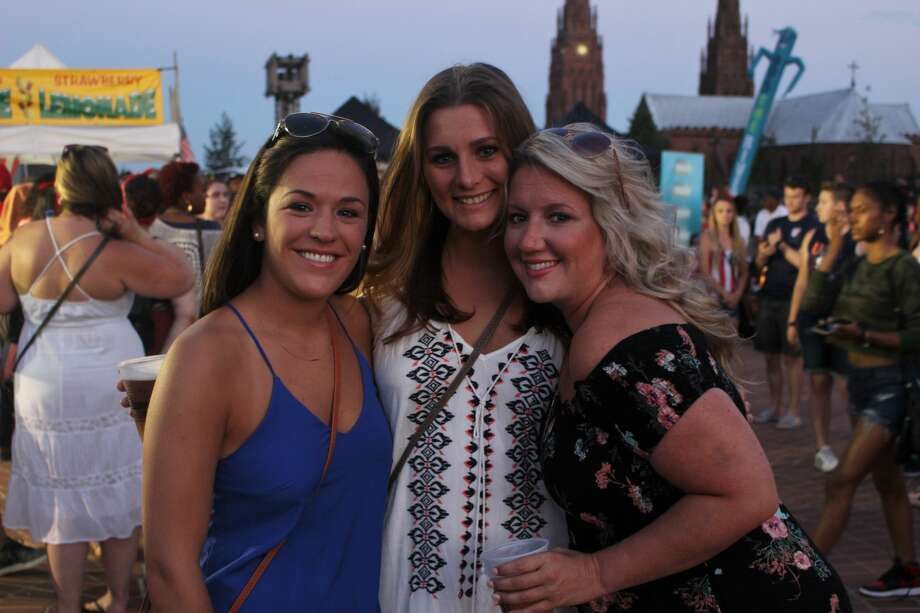 Were you Seen at the New York State's Fourth of July Celebration presented by Price Chopper and Market 32 at the Empire State Plaza in Albany on Tuesday, July 4, 2017? Photo: Rezart Bushati
