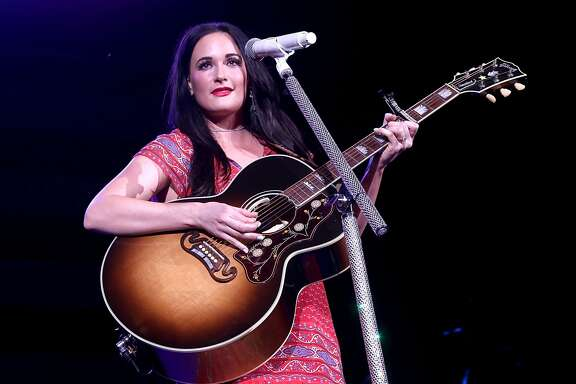 AUSTIN, TEXAS - JULY 04:  Kacey Musgraves performs in concert during the annual Willie Nelson 4th of July Picnic at the Austin360 Amphitheater on July 4, 2017 in Austin, Texas.  (Photo by Gary Miller/Getty Images)
