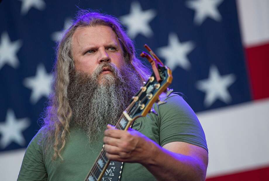 AUSTIN, TX - JULY 04:  Singer-songwriter Jamey Johnson performs onstage during the 44th Annual Willie Nelson 4th of July Picnic at Austin360 Amphitheater on July 4, 2017 in Austin, Texas.  (Photo by Rick Kern/WireImage) Photo: Rick Kern/WireImage