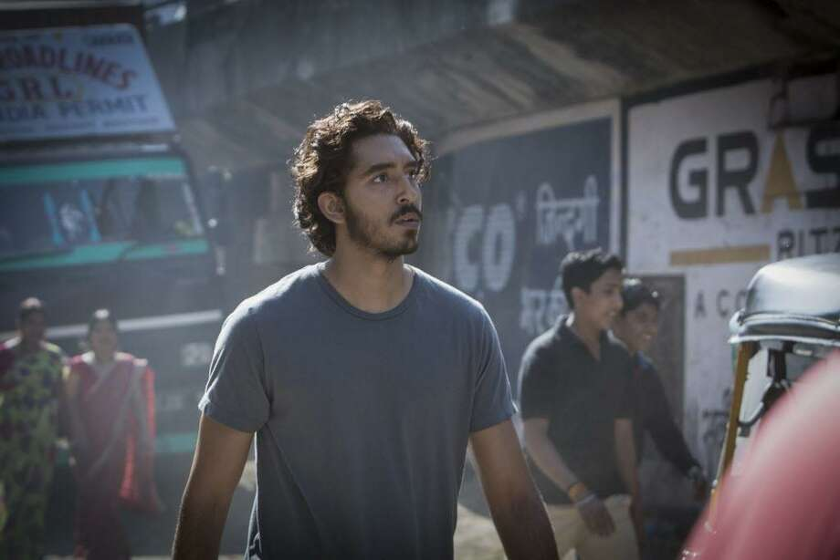 "In this image released by The Weinstein Company, Dev Patel appears in a scene from ""Lion."" Patel was nominated for an Oscar for best  supporting actor on Tuesday, Jan. 24, 2017, for his work in the film. The 89th Academy Awards will take place on Feb. 26.  (Mark Rogers/The Weinstein Company via AP) Photo: Mark Rogers / Associated Press / © Long Way Home Productions 2015"