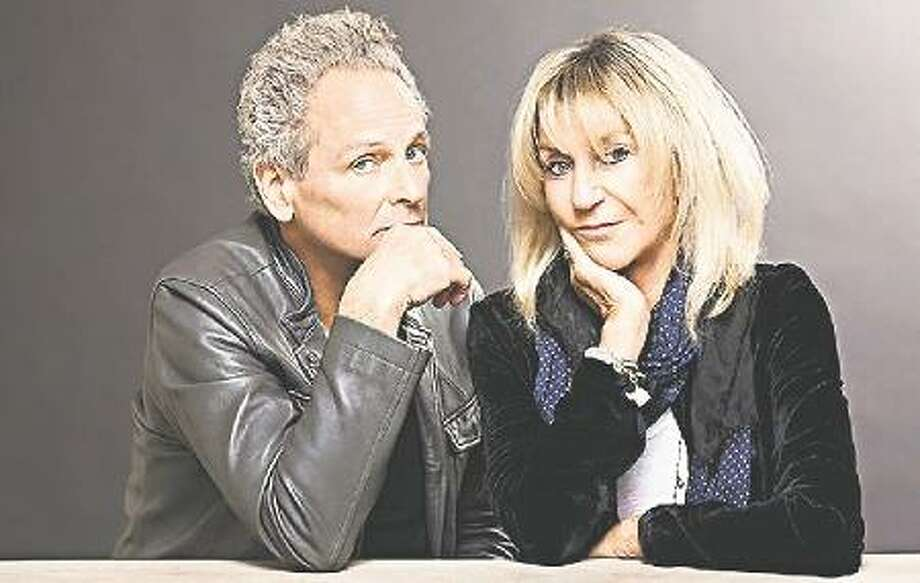 Lindsey Buckingham and Christine McVie will play the Majestic Theater in November. Photo: Photo Provided