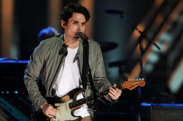 NASHVILLE, TN - JUNE 09:  John Mayer performs onstage at the 2010 CMT Music Awards at the Bridgestone Arena on June 9, 2010 in Nashville, Tennessee.  (Photo by Jason Merritt/Getty Images) *** Local Caption *** John Mayer Photo: Jason Merritt, Getty Images / 2010 Getty Images