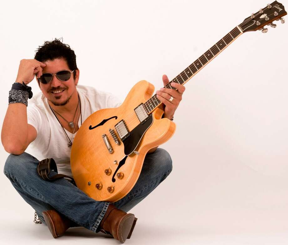 San Antonio guitarist and band leader Ruben V is playing the Balcones Heights Jazz Festival for the first time Photo: ROBIN JERSTAD /Courtesy Photo / Robin Jerstad