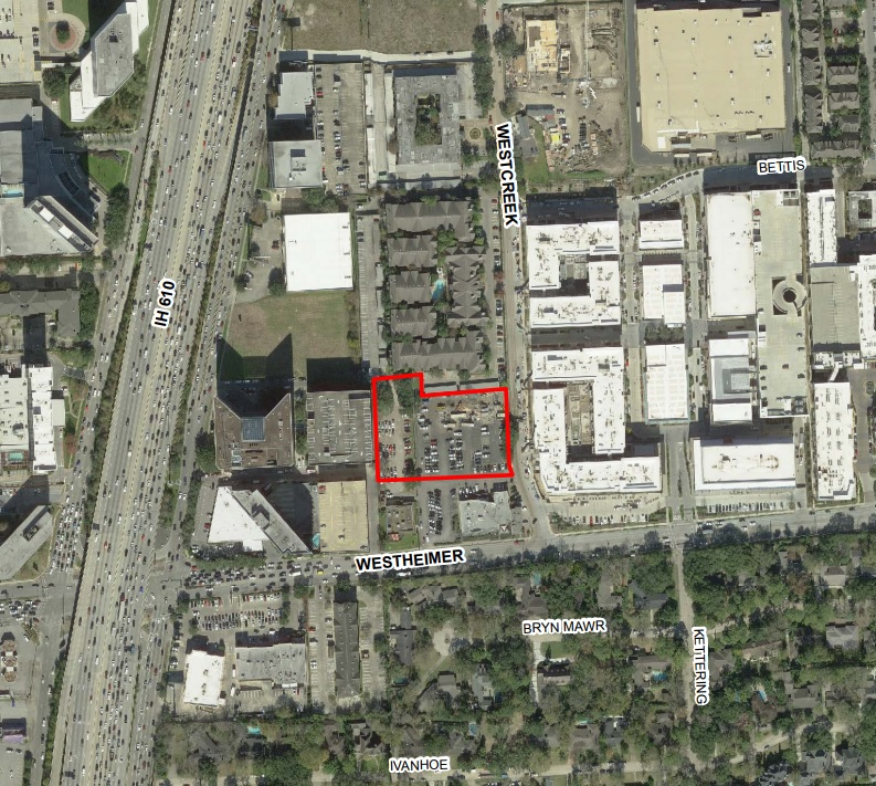 Rush Creek Apartments: New Equinox Hotel Proposed For Houston's River Oaks