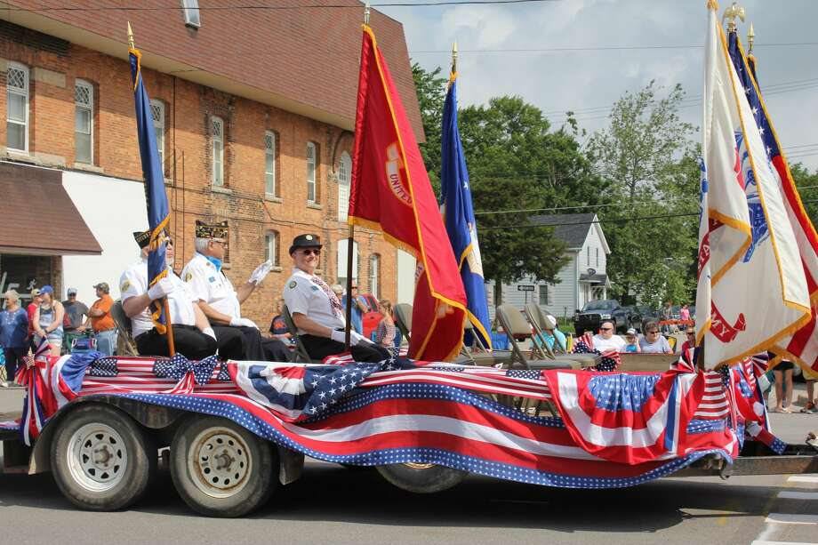 Cass City's 39th annual Freedom Festival parade took place Saturday, drawing patriotic crowds from all over the Upper Thumb.  Photo: Brenda Battel (Huron Daily Tribune)