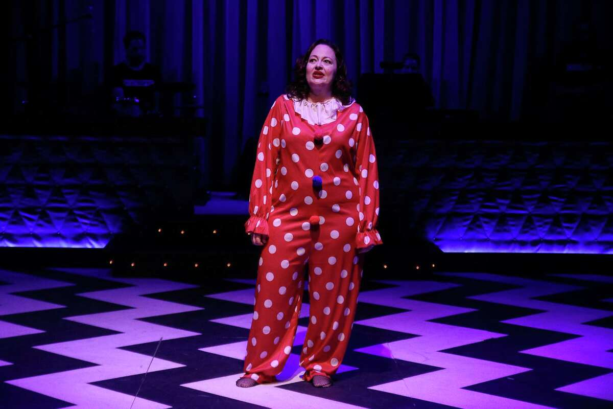 """The Catastrophic Theatre's """"Tamarie's Merry Evening of Mistakes and Regrets"""" from 2017."""