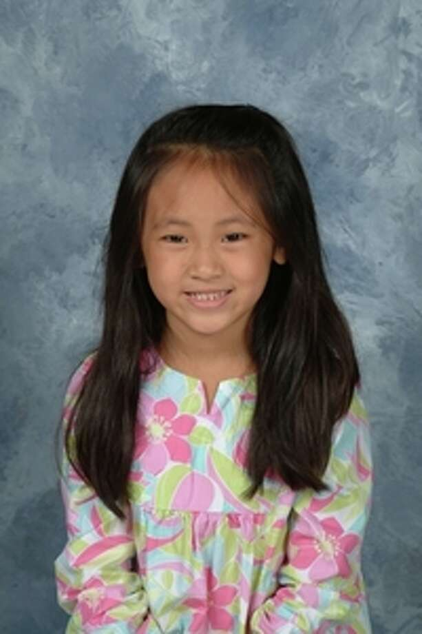Nicole Lee was diagnosed with Diffuse Intrinsic Pontine Glioma, or DIPG, at the age of 5. She passed away at the age of 7. Her family runs the Houston chapter of The Cure Starts Now, Nicole's Houston Hearts of Gold. Photo: Submitted
