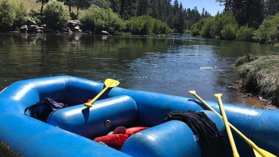 The Truckee River is now open for rafting.